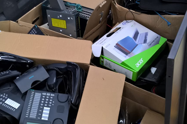 wat moet ik doen met oude computers